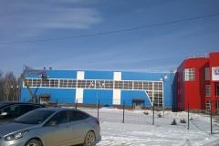 Крышные установки - Арена Баташев